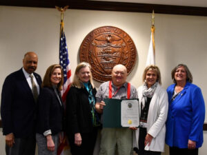 Chester County Commissioners Show Support for Developmental Disabilities Awareness