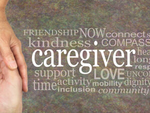 A Day in the Life of a Caregiver with Ernie